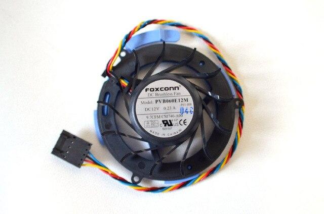CPU Fan For Dell OptiPlex GX740 745 755 760 780 Hard Drive HDD Cooling Fan CM740 0CM740 PVB060E12M Or DFB601612MA0T F7S5