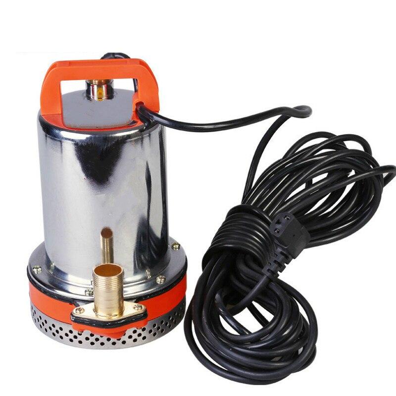 Comprar 12 V 24 V 120 W granja y Rancho Solar Powered sumergible DC bomba de agua de pozo bombas marinas Longitud del cable 3 m de Bombas fiable proveedores en Automatico Store