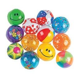 25 шт./50 шт. 13 см надувные ПВХ Ocean мяч дети пляж/бассейн/ванны шаров для маленьких девочек мальчики вода игрушки связку воздушных шаров