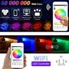 24Keys WiFi RGB Controller DC 5V-12V 24V Mini WiFi Wireless Phone iOS Android APP Remote For SMD 3528 5050 LED Strip promo