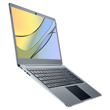 ZEUSLAP 14 pulgadas 6 gb ram 64 gb emmc 128 gb ssd Intel quad core de windows 10 sistema ultrafino 1920X1080 p fhd laptop notebook computer