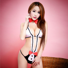 2016 NEW COSPLAY Maid uniforms Sexy lingerie hot women costumes Sex Products toy Sexy underwear Role play ST471