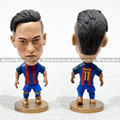 "Soccer Star 11# NEYMAR (B-2017) 2.5"" Action Dolls Figurine Shipping free Best gift"