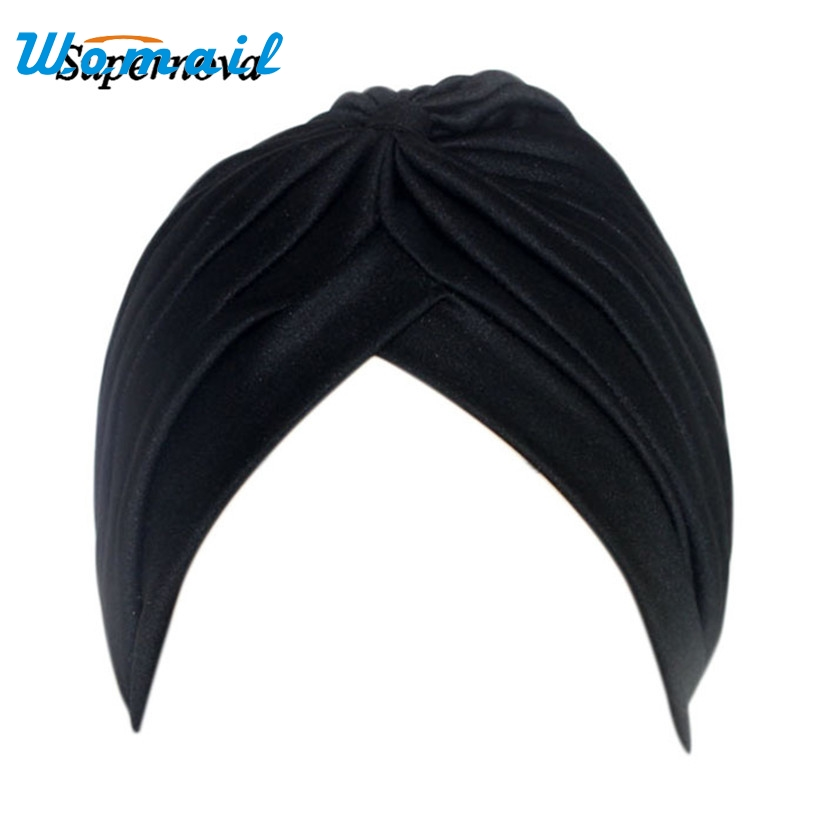 Women's Skullies Beanies Warm Winter Slouchy Baggy Turban Ear Cap Satin Beanie Hats Wooly Spring Autumn Hat Drop Shipping S29 2017 new lace beanies hats for women skullies baggy cap autumn winter russia designer skullies