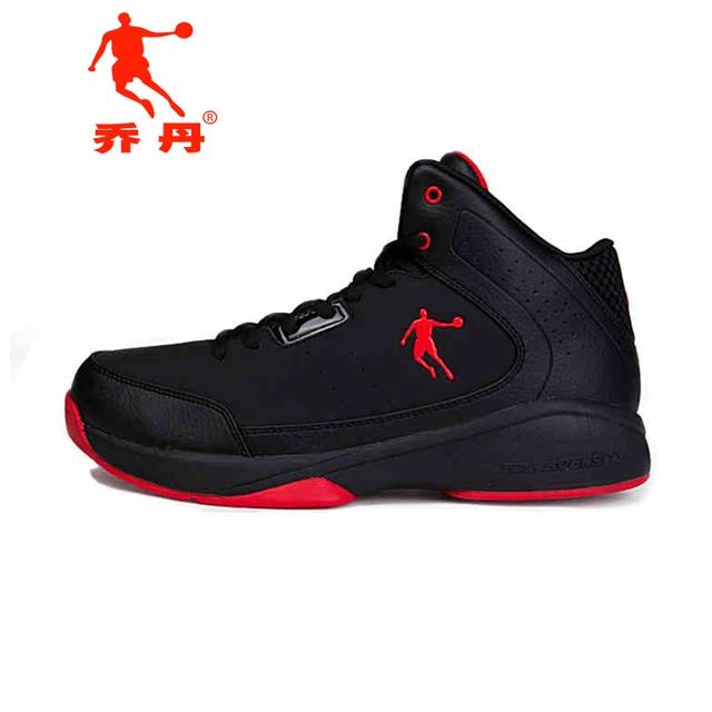 bda823b45da Jordan basketball shoes men slip damping genuine discount new winter wear  and breathable high-top sneakers men shoes
