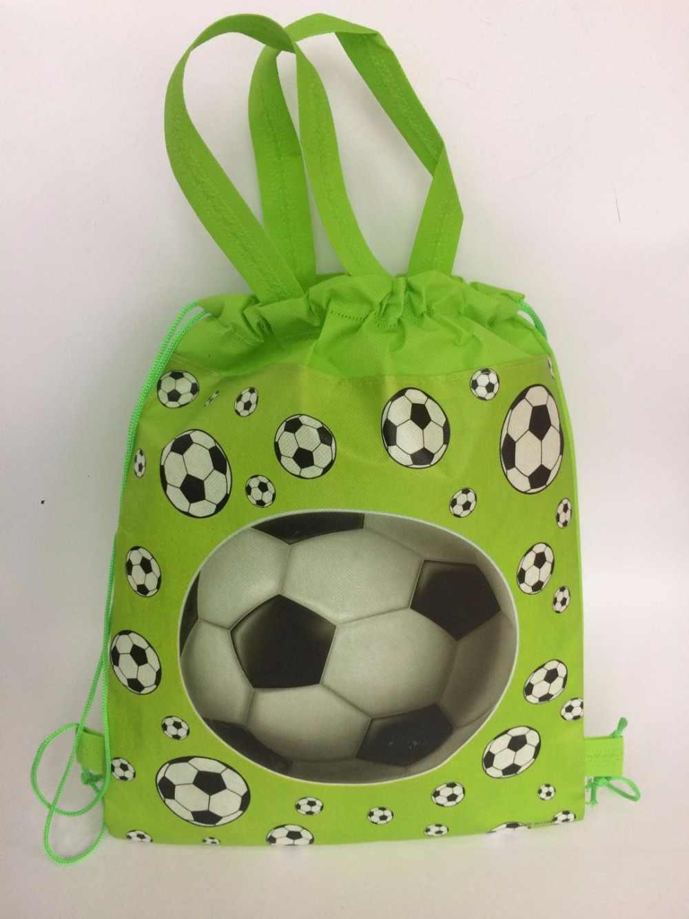 Childrens Backpack Footballl School Bag For Runner Waterproof Shoe Kids Gift Birthday