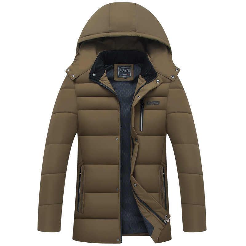 Зимняя куртка мужская повседневная 2017 новая брендовая мужская куртка пальто Мужская тонкая флисовая ветровка Верхняя одежда куртка-бомбер куртки для мужчин