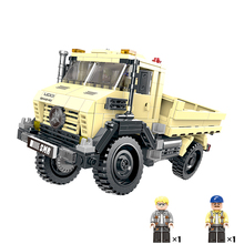 XingBao 03026 TECHNIC Truck Series The Off-road Super Truck Model Set Building Blocks MOC Bricks Educational Toys For Children dhl lepin 05083 star classic wars moc series the nebulon b medical frigate set building blocks bricks funny toys model legoed