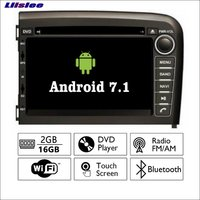 Android 7 1 2G RAM For VOLVO S80 1998 2006 NEW Car Radio Audio Video Multimedia