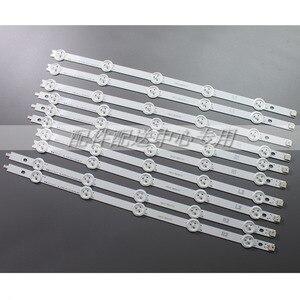 Image 2 - 10pcs x Original Backlight LED Strips for 42 LG 42LP360C CA E74739 TV LED42E350PDE 6916L 1214A/1215A/1216A/1217A Set w/tape