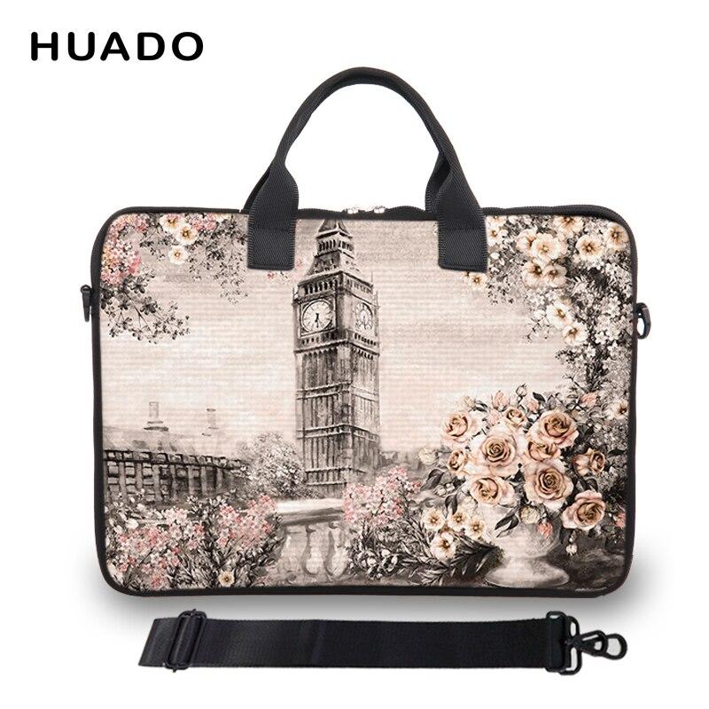 Laptop Bag for xiaomi notebook air 13.3 14.1 15.6 17.3 shoulder laptop sleeve for macbook air /pro 13 case