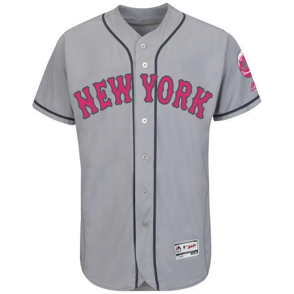 e1620138531 ... greece mlb mens new york mets baseball gray mothers day flex base team  jersey in baseball