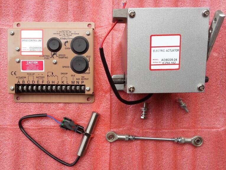 ADB225 (12 V/24 V) kit con ESD5500E e 3034572ADB225 (12 V/24 V) kit con ESD5500E e 3034572