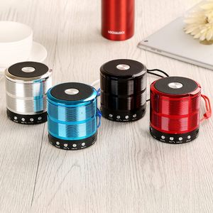 Image 3 - wireless bluetooth speaker metal mini portable subwoof sound with Mic TF card FM radio AUX MP3 music play loudspeaker