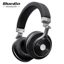 Bluedio t3 wireless bluetooth auriculares/auriculares con bluetooth 4.1 estéreo y micrófono de la música auriculares inalámbricos