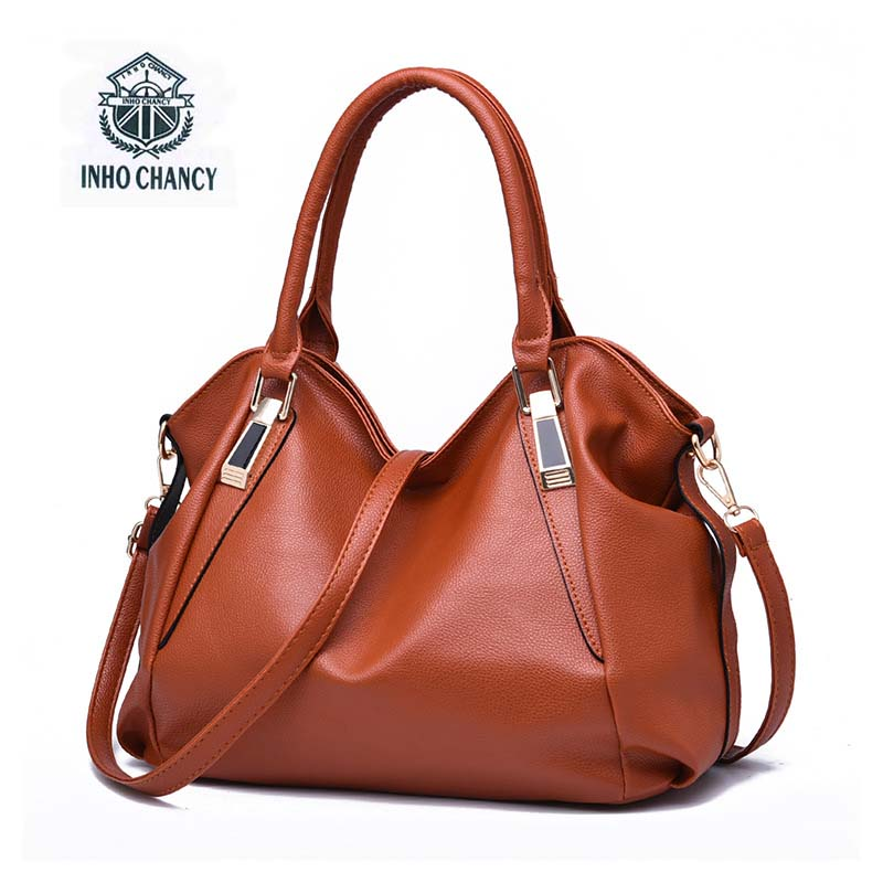 sac a main femme de marque luxe cuir 2017 messenger bag Handbags Ladies Portable Shoulder Bag Office Ladies Hobos Bag Totes настольная лампа коллекция riva 2529 1t коричневый odeon light одеон лайт
