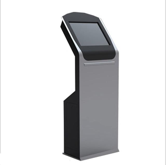 Touch Screen Outdoor LCD Kiosk - MetroSpec