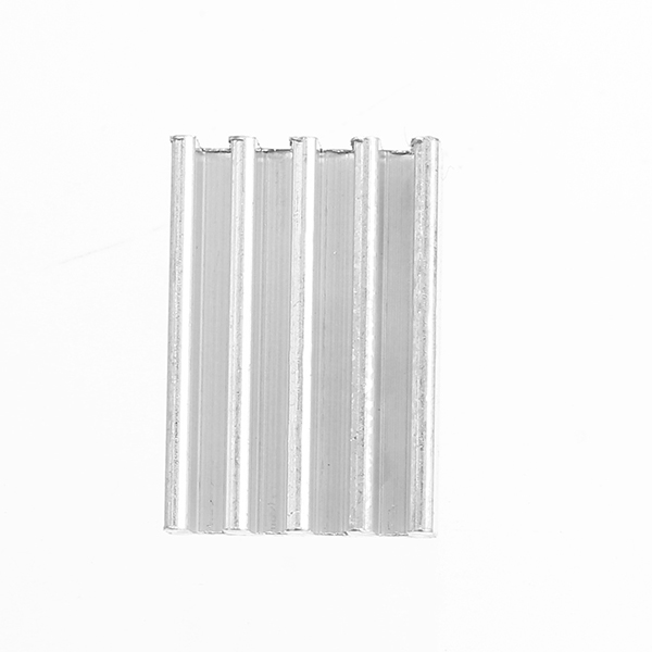 1PC New Arrival Orange Pi special heat sink three aluminum fins