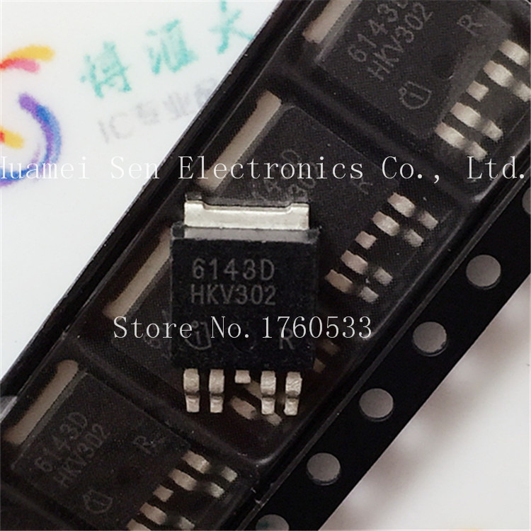 Module Free shipping intelligent switching circuit protection BTS6143D 10 mohm original auto circuit (10pcs/lot) free shipping 5pcs lot wcs1600 hall current sensors measuring 100a short circuit overcurrent protection module