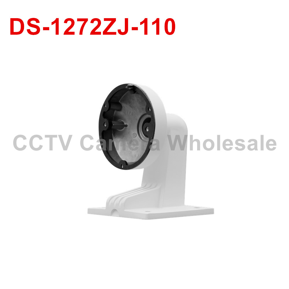 DS-1272ZJ-110 CCTV camera wall mount bracket for DS-2CD2142FWD-IWS, DS-2CD2185FWD-IS DS-2CD2135FWD-IS cctv bracket ds 1212zj indoor outdoor wall mount bracket suit for bullet camera s bracket ip camera bracket