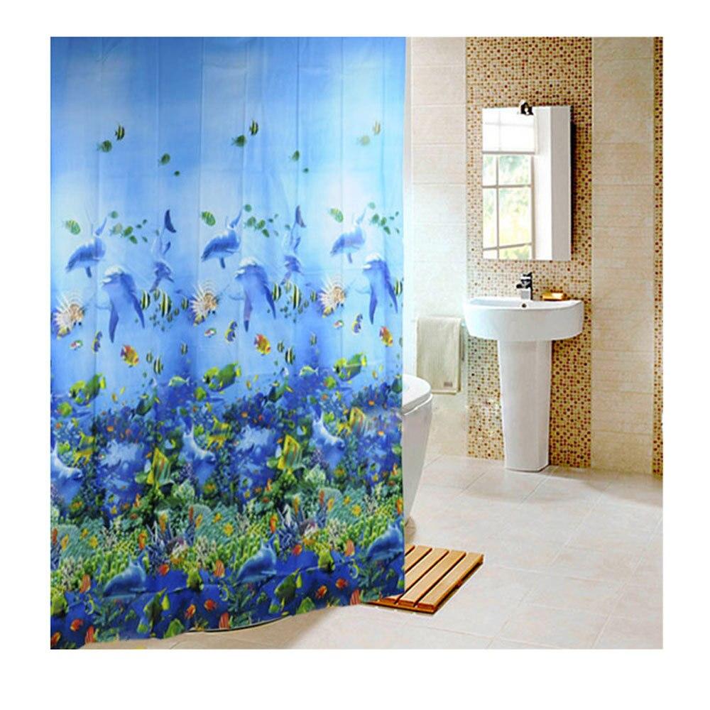 Rideaux de douche bleu achetez des lots petit prix rideaux de douche bleu en provenance de - Rideau de douche 180x180 ...