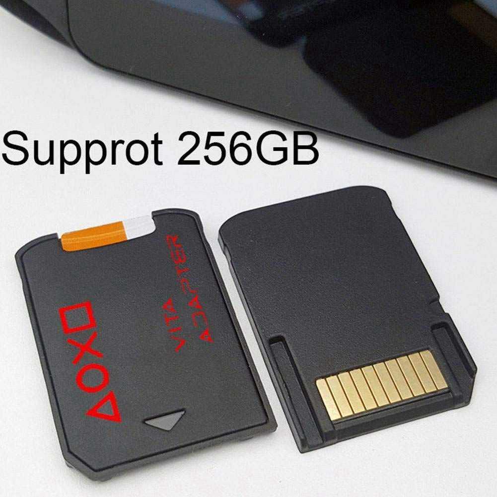 SD2Vita версия 3,0 для карта для игры PSVITA Для Micro-SD карты адаптер для PS Vita 1000 2000