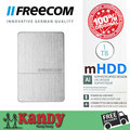 Freecom mHDD Aluminium USB 3.0 external hard disk 1tb hdd disco duro hd externo 1tb laptop disque dur externe ordenador portatil