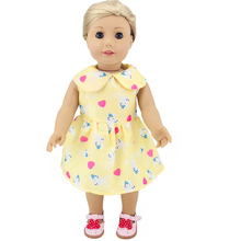 Clothes For Doll Fit 18 inch 43cm Born New Baby Girl pink red star dress suit Pajama suit Accessories For Baby Birthday Gift born new baby fit 18 inch 43cm clothes for doll blue pink red star with hairhand clothes accessories for baby birthday gift