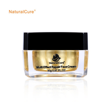 NaturalCure multi effects repair face cream, Improve 7 problems of face skin care, prevent dry lines to turn into fine lines