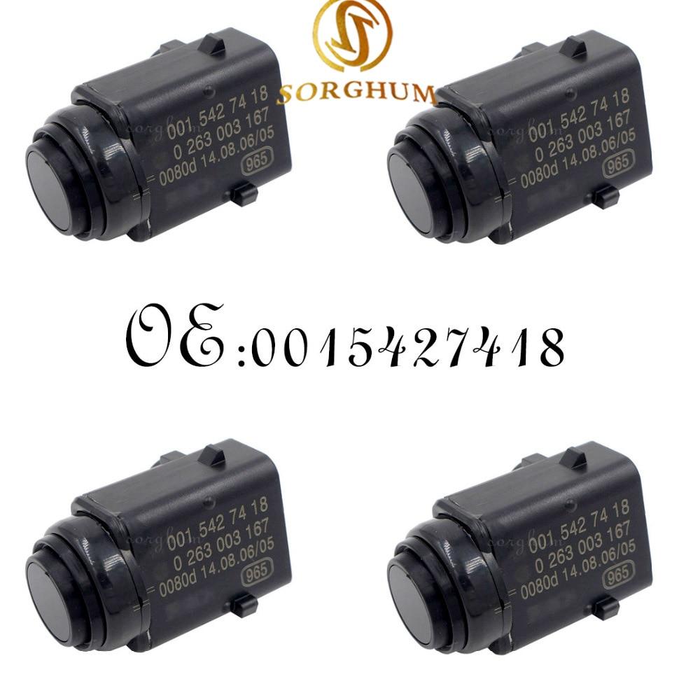 06 Mercedes W163  PDC Parktronik Sensor 0015427418