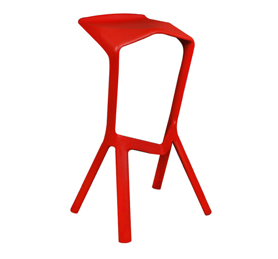 Free Shipping - Red Miura Stool free shipping