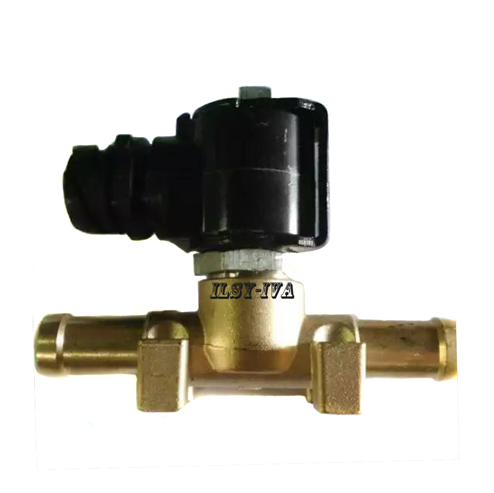 DC12V/24V Special heating water valve for automobile,Urea heating pipeline thermal cycle anti blocking electromagnetic valve