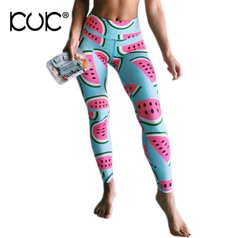 Kuk 3 Color Legging Femme Fitness Leggins Workout Clothes -9689