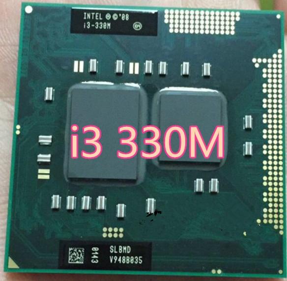 Intel Core Processor I3 330M I3 330M  3M Cache 2.1 GHz Laptop Notebook Cpu Processor  I3-330M