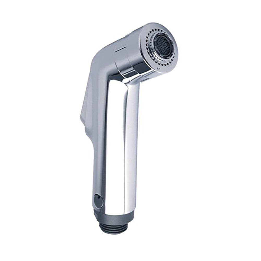 High Quality ABS Two Ways Handheld Toilet Portable Bidet Diaper Spray Shower Muslim Shattaf Head