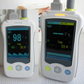YK-820 Handheld OLED Pulse Oximeter withTemperature SPO2 Blood Oxygen Monitor Oxymeter