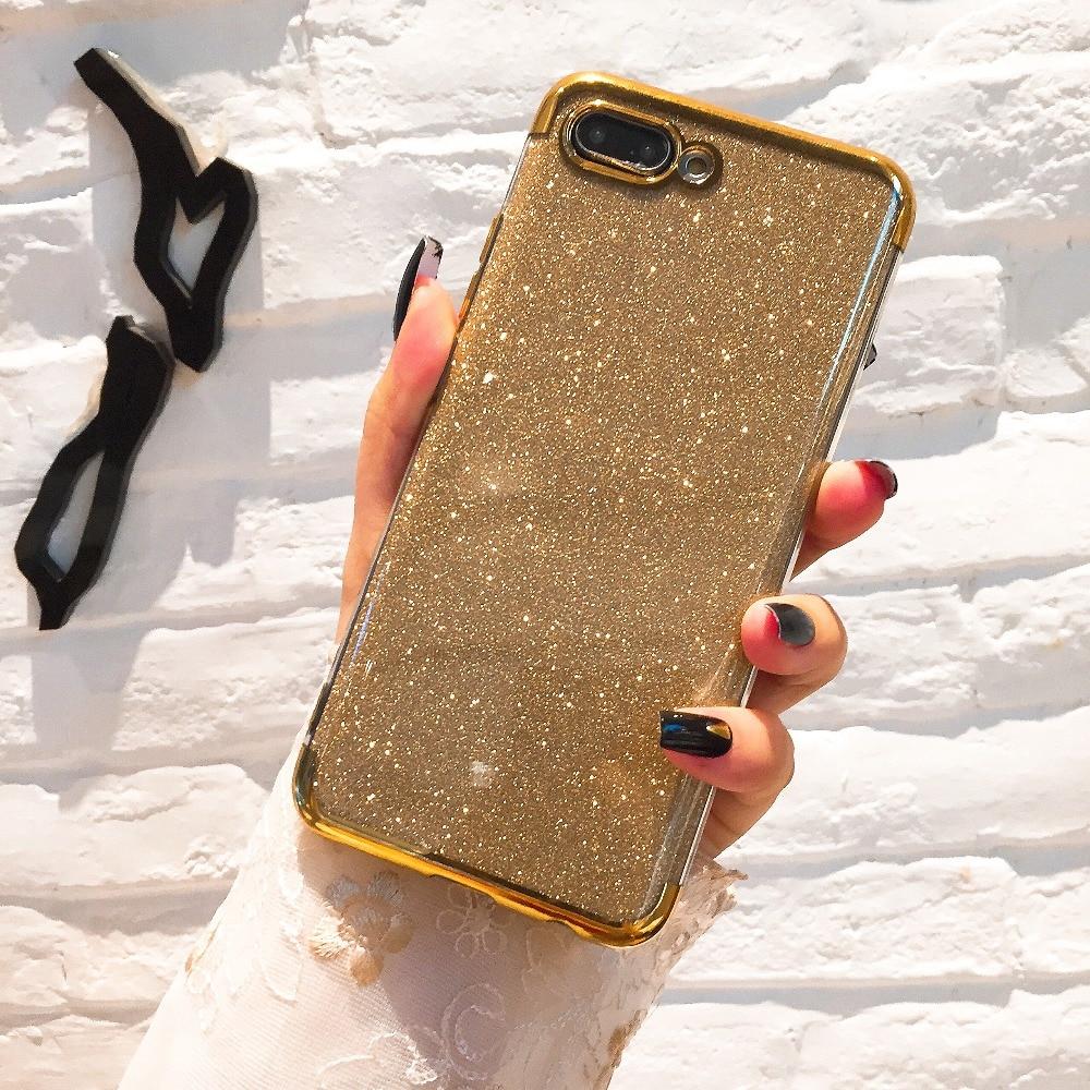 Glitter Bling Phone Cases For Huawei Mate 20 Lite X P
