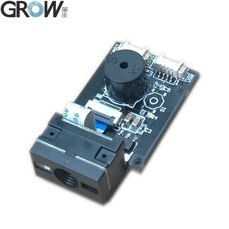 US $26 0 |GROW GM65 1D 2D Code Scanner Bar Code Reader QR Code Reader  Module-in Fingerprint Recognition Device from Security & Protection on