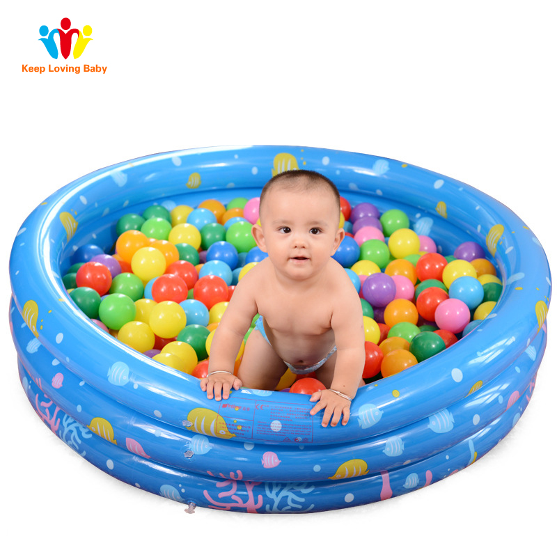 Надувной бассейн ребенок бассейн для Inflavel для новорожденных Портативный открытая детская бассейна Ванна для младенцев летние ...
