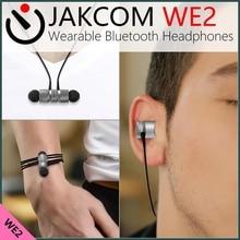 Jakcom WE2 носимых Bluetooth наушники новый продукт наушники как гарнитура Bluetooth FM Спорт Музыка