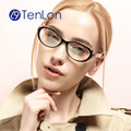 Женщин высокого качества очки с футляром, очки рамки для женщин óculos де грау женщина для, armacao de óculos де грау feminino wzm