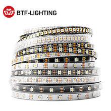 SK6812 RGBW Led Streifen Licht 4 in 1 Ähnliche WS2812B 1m 4m 5m 30 60 144 LEDs individuelle Address RGBWW Led Lichter IP30 65 67 5V cheap BTF-LIGHTING CN (Herkunft) ROHS Wohnzimmer 50000 hours 18W M Epistar 6000-6500K 4000-4500K 2700-3000K SMD5050 BTF-SK6812-RGBW