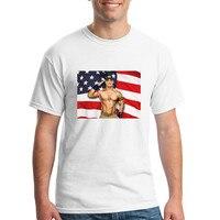JC John 2018 Cena Hot Cheap Men Short Sleeve T Shirt Crewneck Custom Family T Shirt