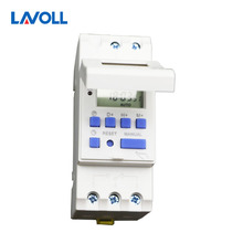 7 Days Programmable Digital Timer Switch Electronic Weekly Relay Timer