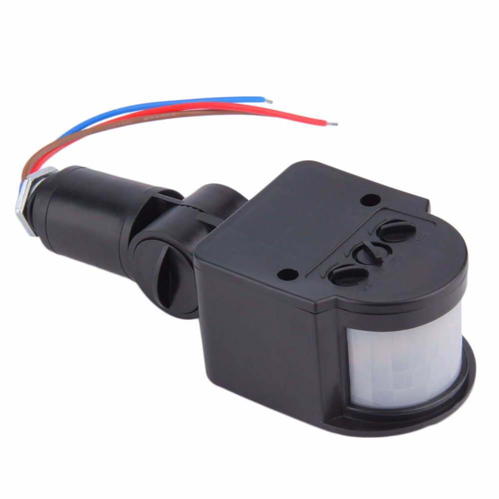 Motion Sensor Light Switch Outdoor AC 220V Automatic ...