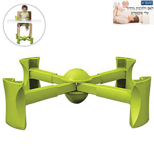 Seat Chair-Booster Under-Fits Adjustable Child for Lift Heightening Frame Anti-Slip-Mat