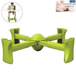 Portable Kursi Booster Bepergian Kursi Anti-Slip Tikar untuk Anak Lift Di Bawah Cocok untuk Sebagian Besar Kursi Dapat Disesuaikan Meningkatkan Bingkai