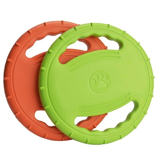 Rubber Flying Disc 3