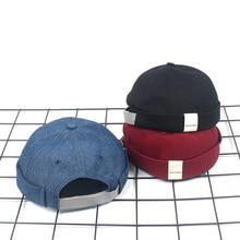 Кепка в стиле хип-хоп шапочка с черепом Кепка для мужчин и женщин в стиле хип-хоп шапка с шапкой оригинальная майка шапка короткая шапочка для мужчин Docker Watch cap Дамы 2019