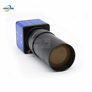 Image 2 - 1920P 1080P CamHi אודיו מיני WIFI תיבת IP מצלמה מקורה אלחוטי אבטחה P2P Onvif CCTV TF כרטיס חריץ 5 100mm ידני זום עדשה